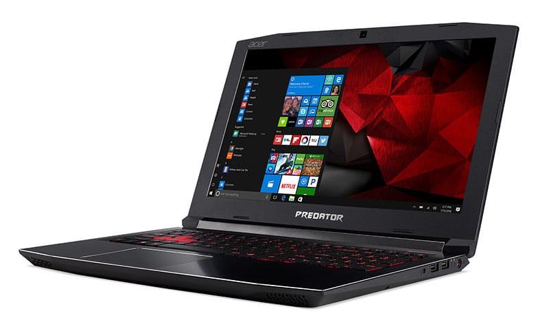 La Predator Helios 300 de Acer disponible en Perú