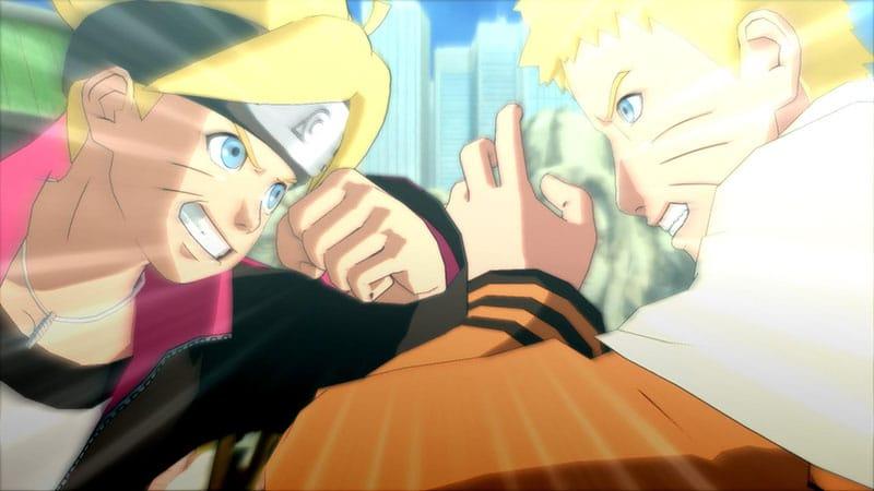 NARUTO SHIPPUDEN: Ultimate Ninja Storm Legacy ya ...