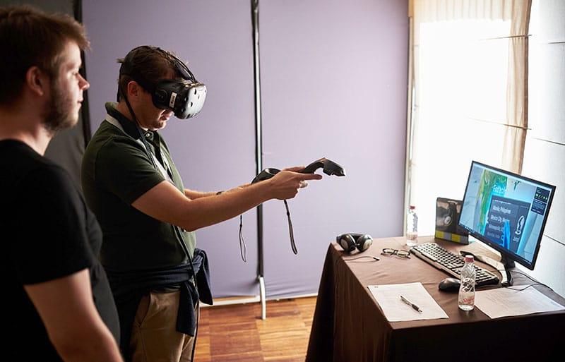 Navitaire presenta agencia de viajes que usan Realidad Virtual