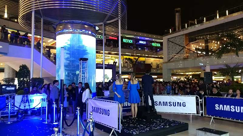 Samsung inaugura nuevo Experience Store en MegaPlaza