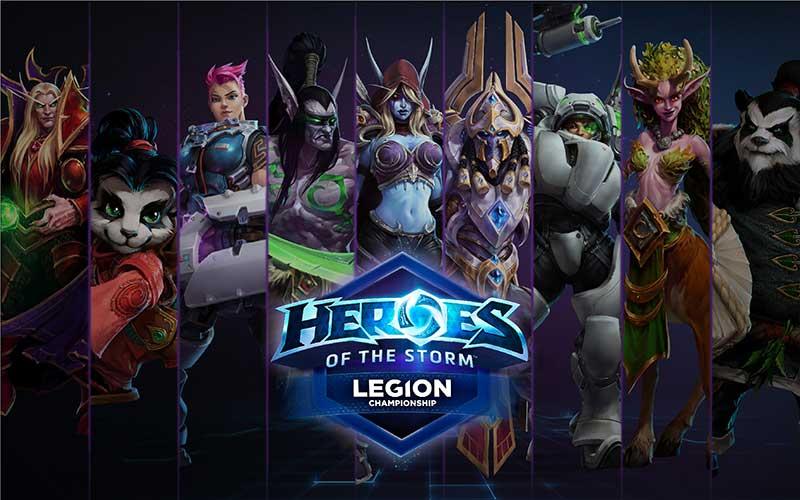 Torneo Heroes of the Storm entregará más de 15 mil dólares en premios