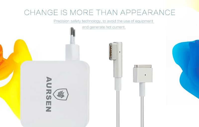 Aursen lanza adaptador de energía de Apple