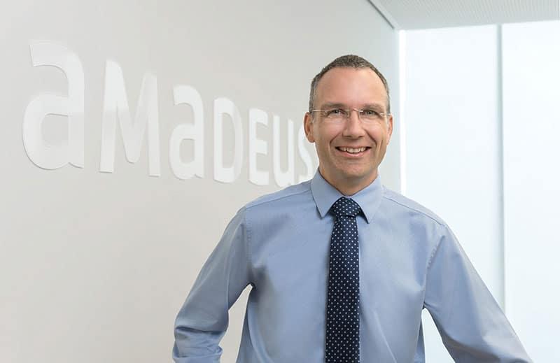 Joost Schuring liderará Amadeus en la región EMEA