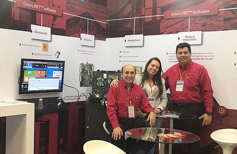 Keri Systems presente en Feria Internacional de Seguridad en Colombia