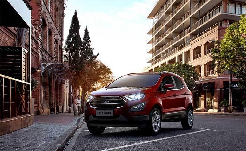 New Ford EcoSport perfecta combinación de tecnología, conectividad y estilo