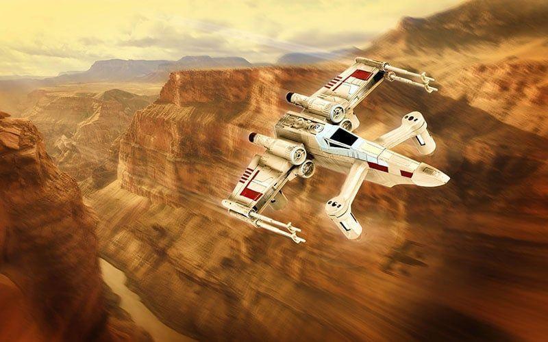 Propel lanzó su élite de drones láser de batalla de Star Wars