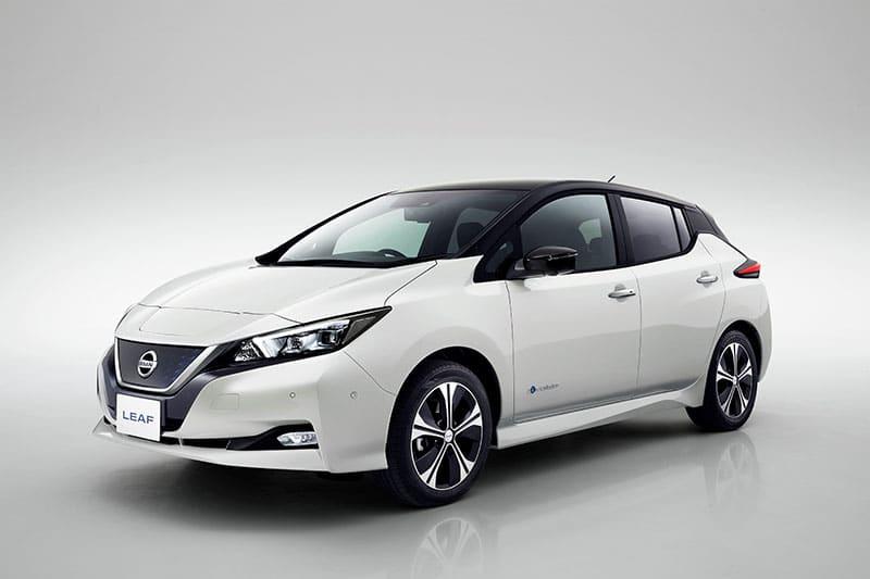 Nuevo Nissan LEAF fue presentado en su III Foro de la Movilidad