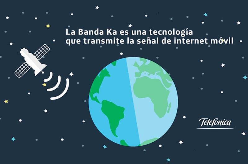 Telefónica reforzará tecnología satelital en el Perú