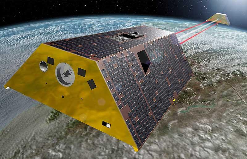 Airbus recibe luz verde para satélites gemelos GRACE-FO