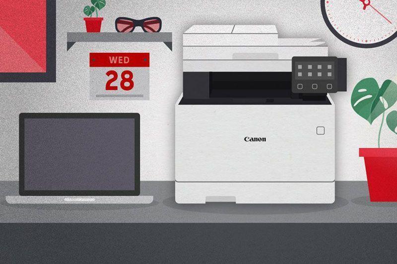 Canon presentó sus potentes soluciones de impresión imageCLASS