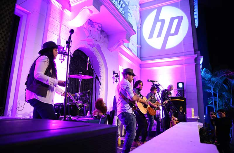 Impactante performance de HP Inc. Perú