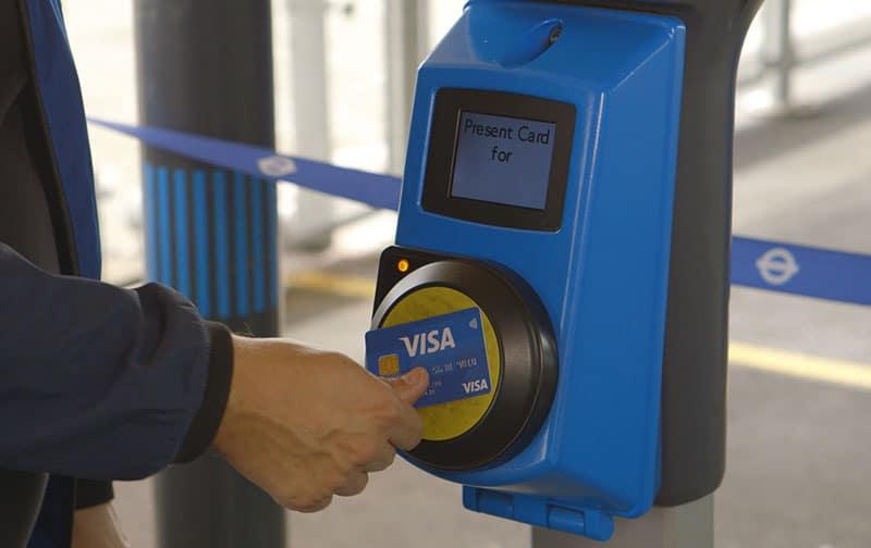 Visa transformará la experiencia de transporte público