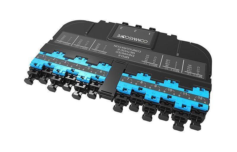 CommScope presenta paneles de fibra de Pérdida Ultra Baja