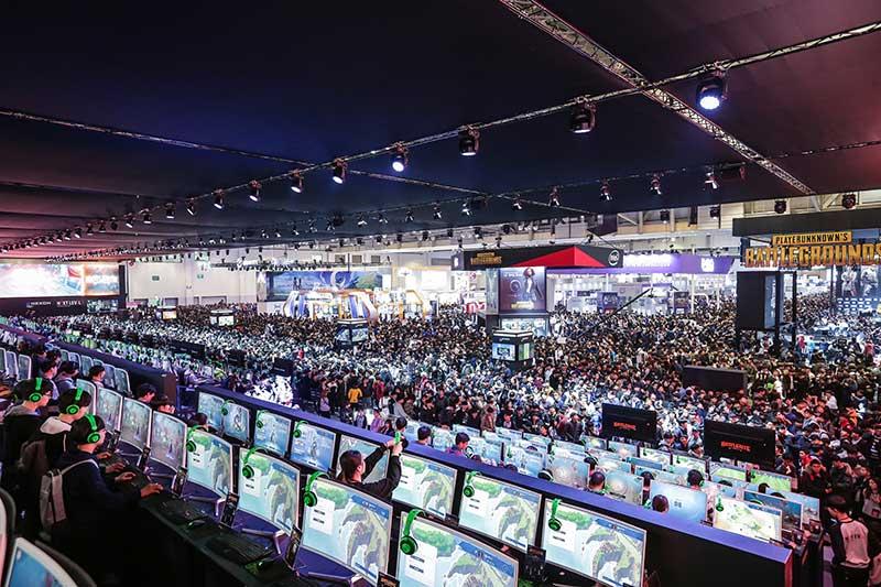 Exitosa Exposición Global de Juegos G-STAR 2017