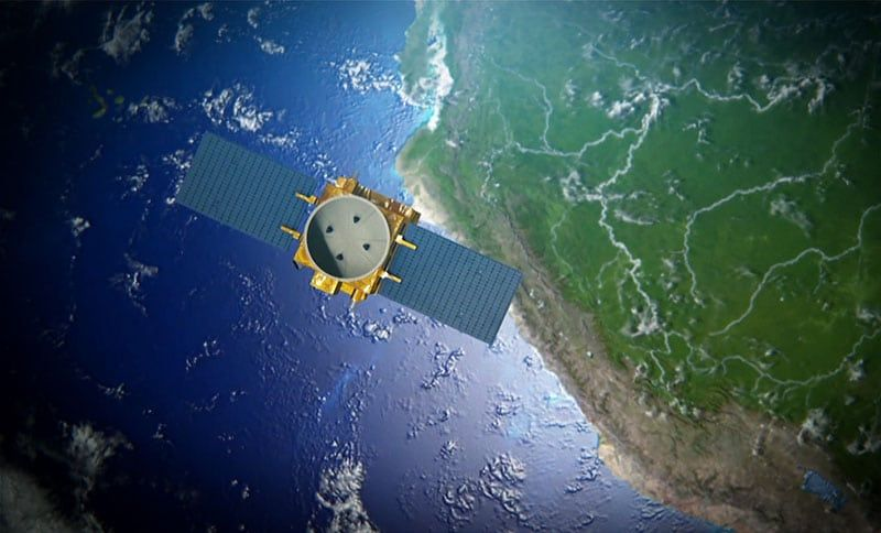 Exitoso primer año de operación del satélite PerúSAT-1