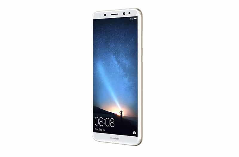 Huawei anuncia llegada del HUAWEI Mate 10 Lite a Perú