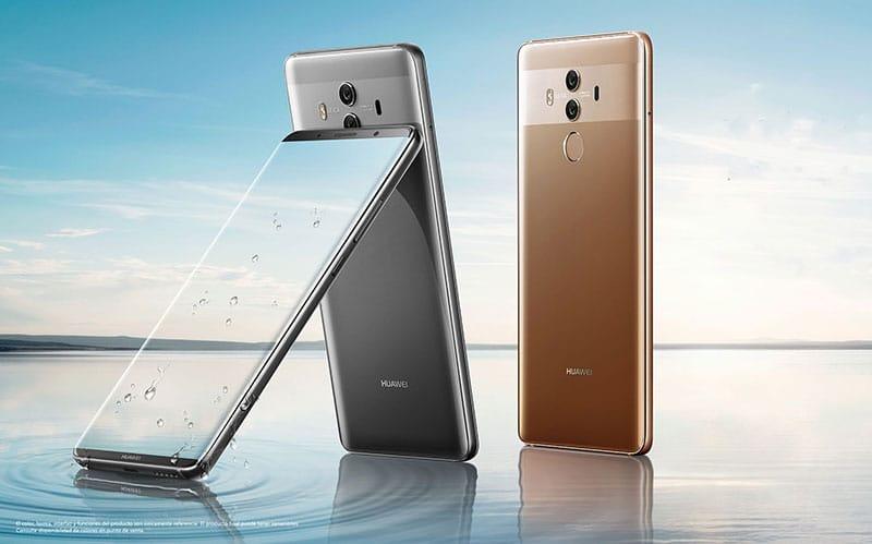 Innovaciones de la nueva versión del Huawei Mate 10 Pro