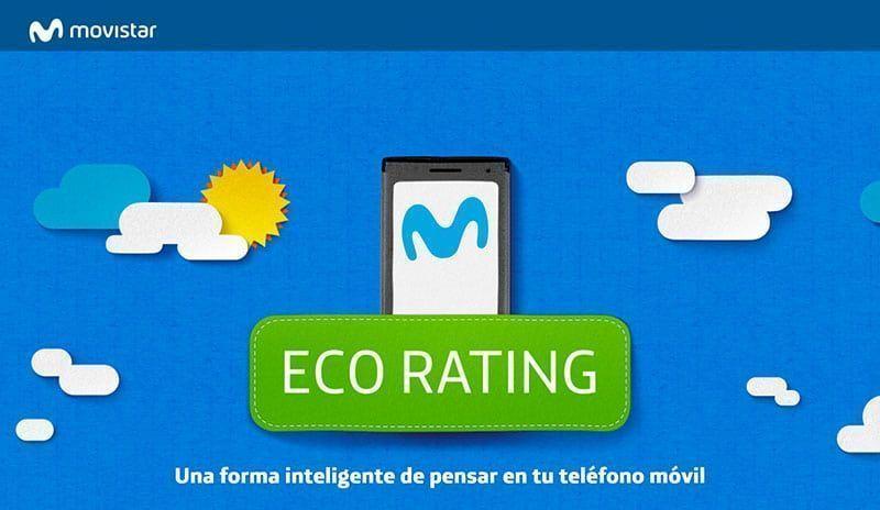 Movistar lanza Eco Rating