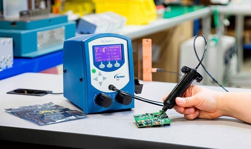 Nordson EFD lanza nuevos componentes Optimum