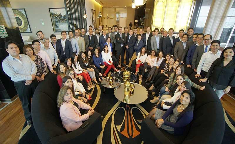 SAP entre las 3 mejores empresas para trabajar en Perú