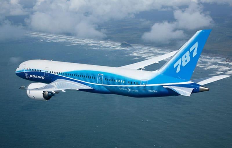 Acompáñanos a conocer el funcionamiento preventivo de un Boeing 787