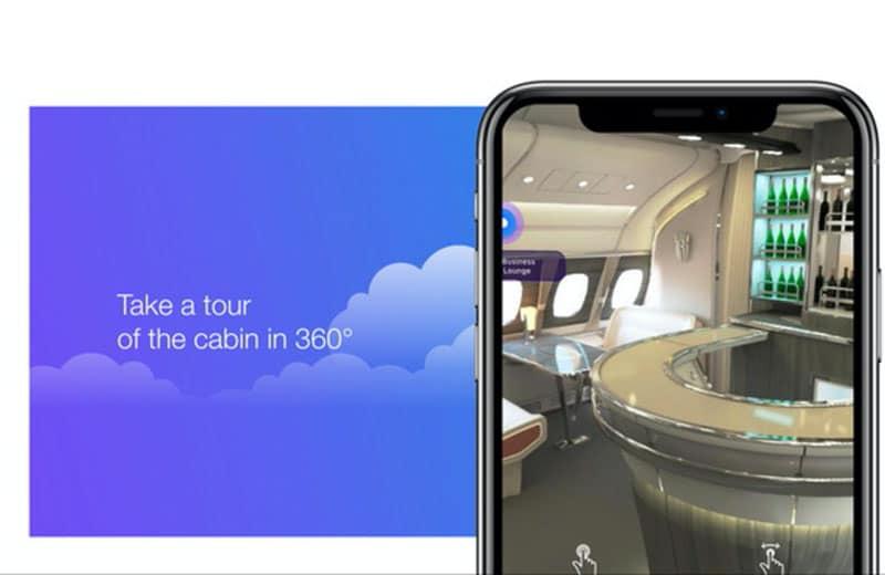 Airbus lanza aplicación de realidad aumentada iflyA380