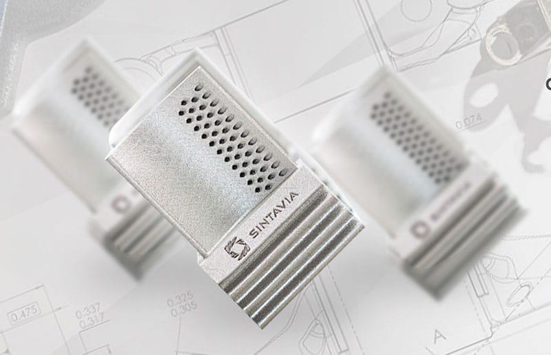 Sintavia aprobada para fabricación de piezas aeroespaciales de Honeywell