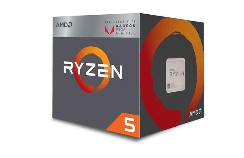 Disponibles las primeras APU de escritorio AMD Ryzen