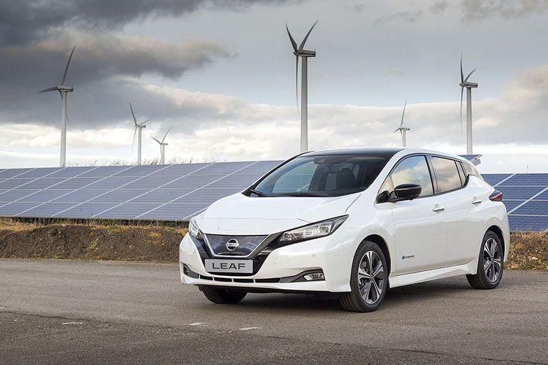 Nissan LEAF es nombrado el Mejor Auto Eléctrico