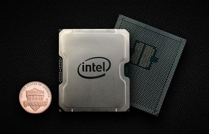 Nuevo procesador Intel Xeon D-2100