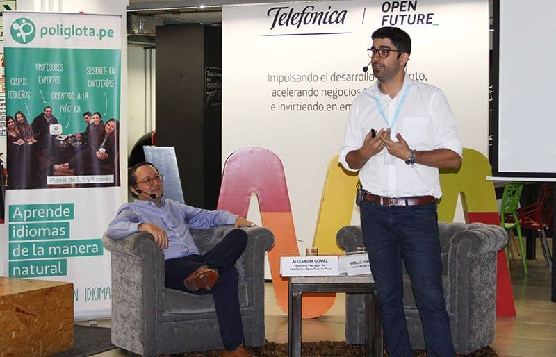 Poliglota startup que revoluciona el aprendizaje de idiomas