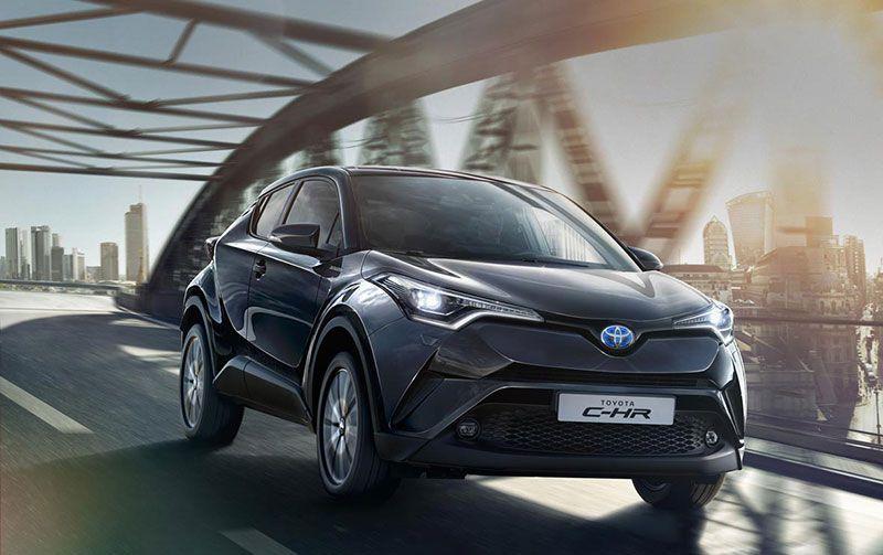 Toyota busca causar el efecto WOW en sus clientes
