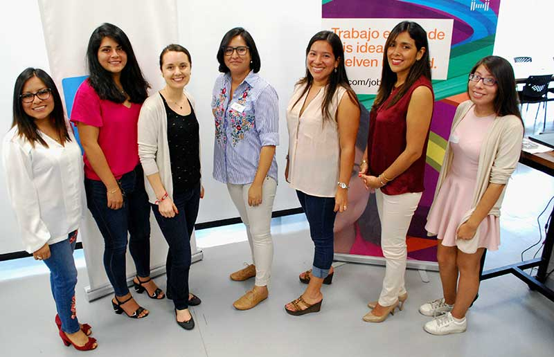 Chicas geek toman el poder gracias a IBM, UTEC y Laboratoria