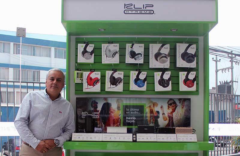 Klip Xtreme destaca en el Perú