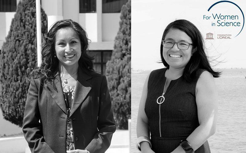 L'Oréal Perú reconoce a dos científicas peruanas