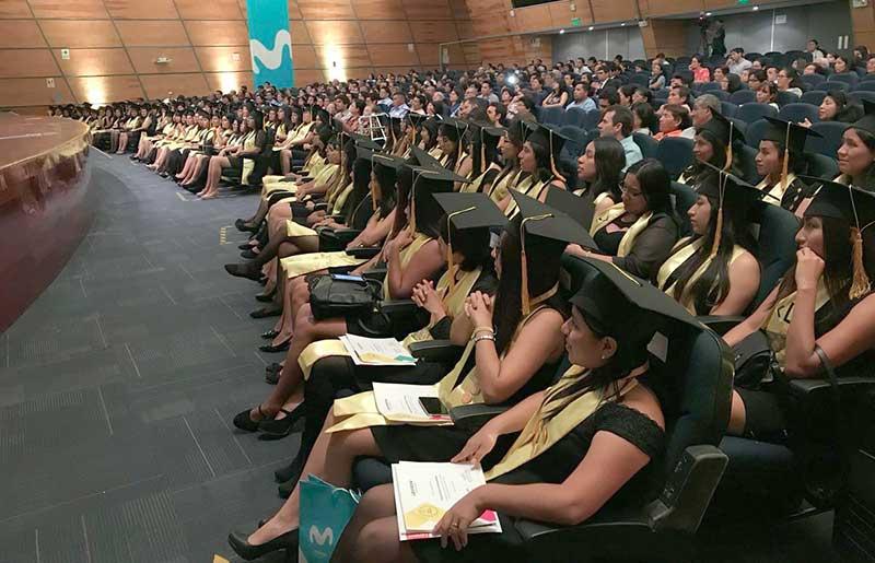 Movistar es aliada de Laboratoria para el empoderamiento de la mujer