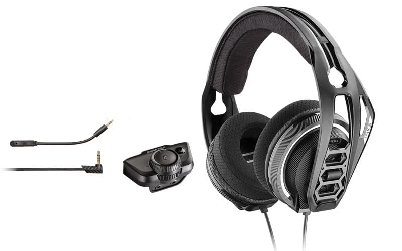 Plantronics presenta nuevos auriculares RIG 400LX para Gamers