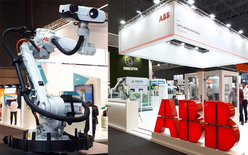 ABB presenta en BIEMH18 nuevas soluciones tecnológicas
