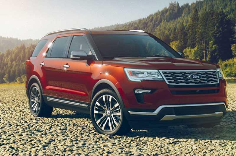 Ford Perú presenta New Explorer 2018