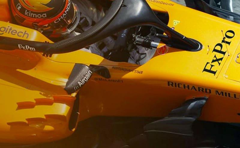 FxPro y McLaren F1 Team anuncian acuerdo de asociación