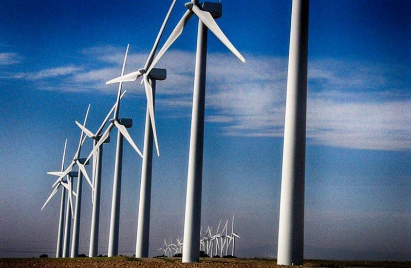 La energía eólica revolucionó la matriz energética en Uruguay