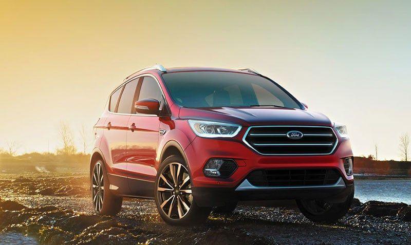 Llegó al Perú Ford Escape 2018