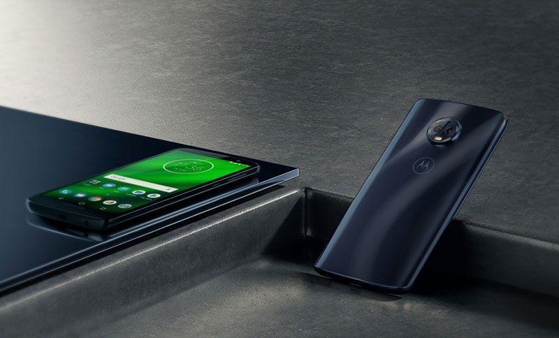 Olvídate de los límites con los nuevos Moto G6