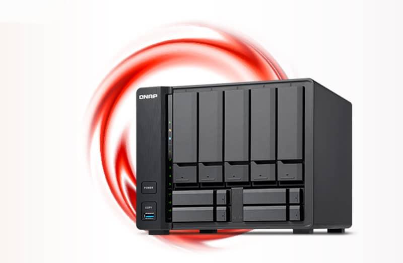 QNAP lanza el TS-963X NAS de núcleo cuádruple AMD