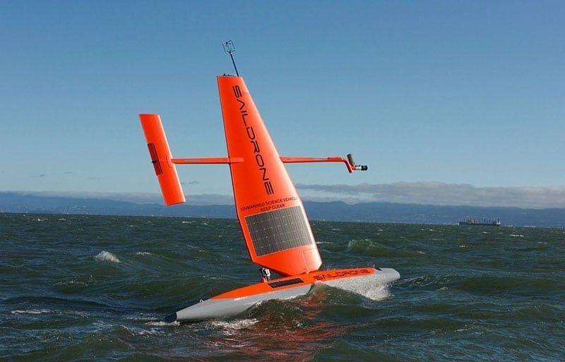 Saildrone amplia su flota mundial de drones oceánicos a vela