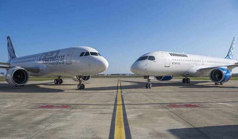 Airbus, Bombardier e Investissement Québec anuncian Acuerdo de Asociación