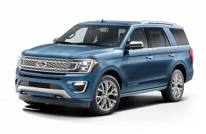 All New Ford Expedition redefine segmento de las SUV