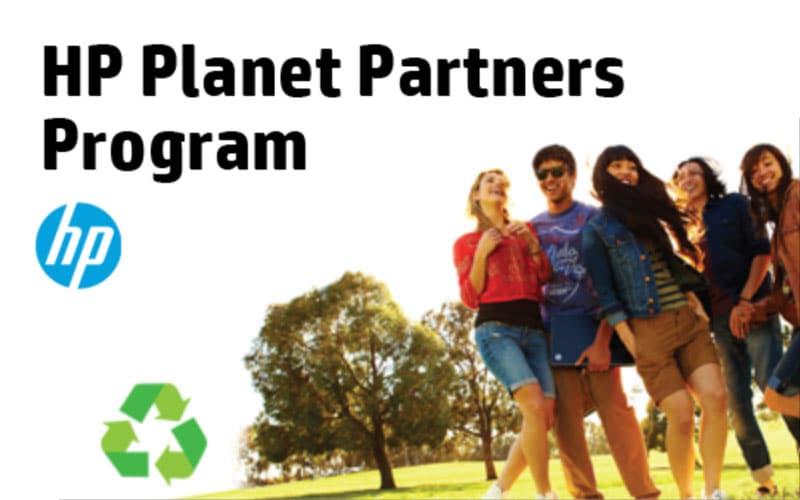 HP Planet Partners: innovación y compromiso para el medio ambiente