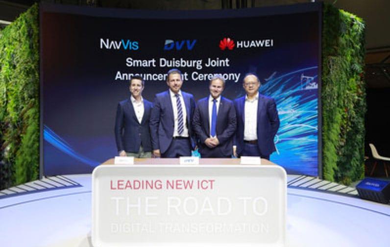 Huawei y DU-IT ayudan a Duisburg a convertirse en una ciudad inteligente
