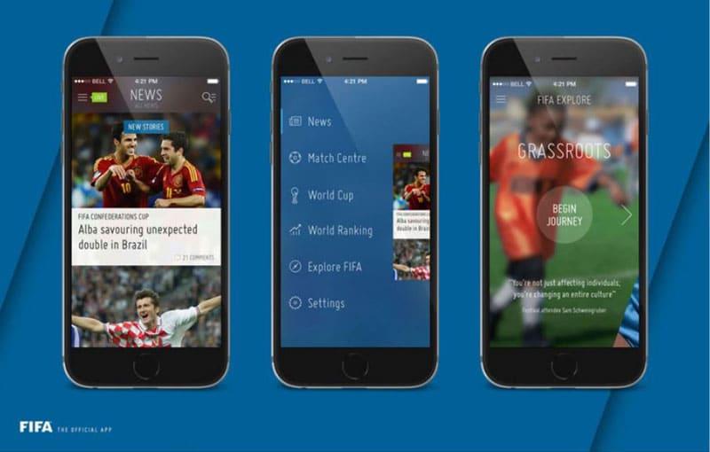 Las mejores apps para vivir los partidos de la selección peruana